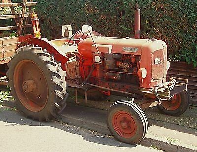 Nuffield Universal 3 Three 4 Four Tractor Workshop Service Manual