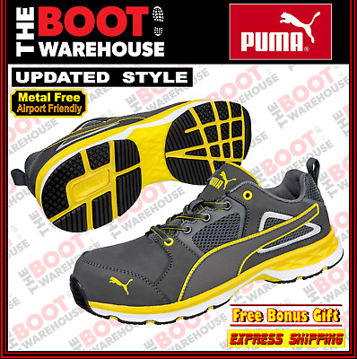 Puma 'PACE 2' 643807 Safety Composite Toe Cap Light Weight Work Jogger / Shoes