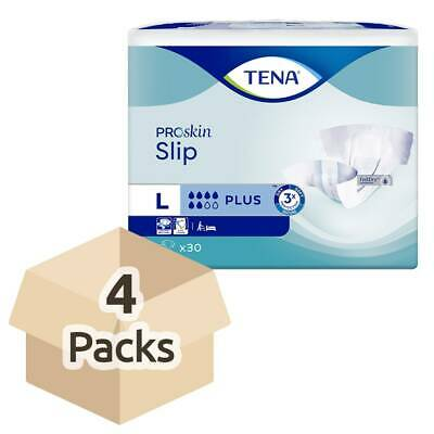 TENA Slip Plus - Large - Case Saver - 3 Packs of 30