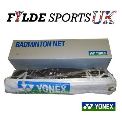 Yonex Badminton Net - 76mm x 610mm - Comply with BWF Standard