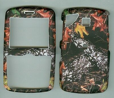 One leaf HARD COVER CASE PANTECH REVEAL C790 AT&T