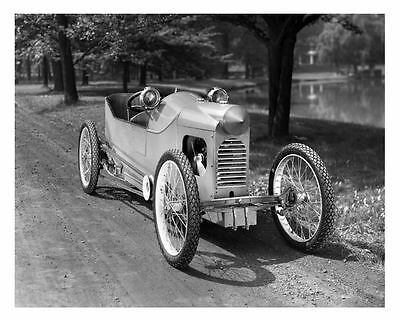 1913 Scripps Booth Cyclecar Factory Photo  c5742-X3ZF5M