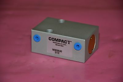 Compact IMC Pneumatic Cylinder WB20X40  WB20 X 40 NEW