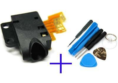 iPod Touch 3rd Gen 3G Headphone Audio Jack Replacement Part Brand New with tools