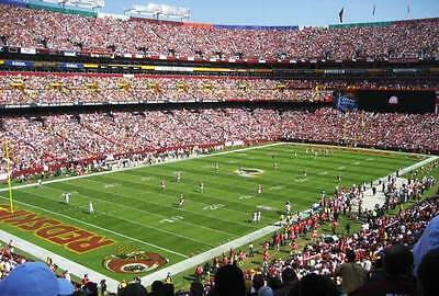 2 Tickets Washington Redskins vs Philadelphia Eagles  & Orange Parking Pass