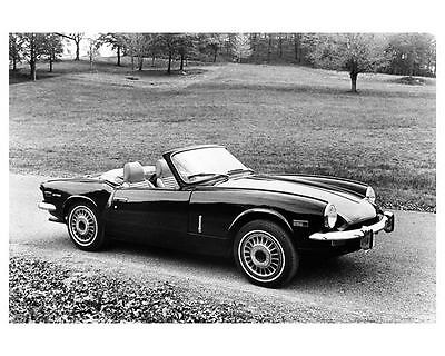 1970 Triumph Spitfire MK III Factory Photo c6875-UYI7M9