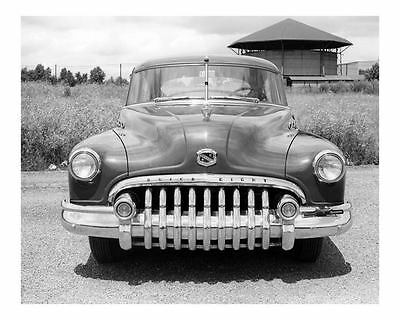 1950 Buick Special Factory Photo c6952-9MXYY5