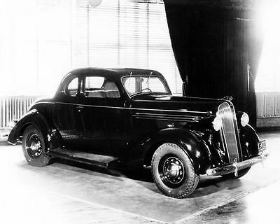 1936 Plymouth P2 Coupe Factory Photo c7043-S4VZTW
