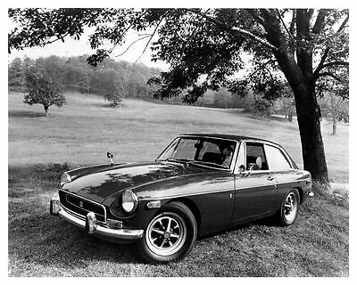 1971 MG MGB GT Sports Touring Factory Photo c7196-4W5DLH