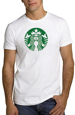 Starbucks Coffee New Modern Logo T Shirt The Siren *ALL SIZES & NEW*