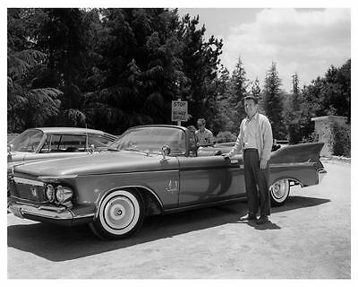 1961 Chrysler Imperial Factory Photo Ozzie Nelson c8160-HB2S6H