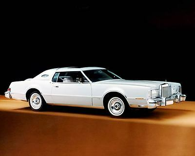 1976 Lincoln Continental Mark IV Factory Photo c8164-35JKG7