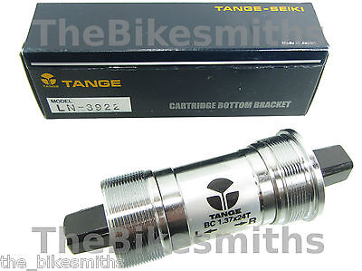 Tange Sealed Square Taper Bottom Bracket with Alloy Cups LN-7922