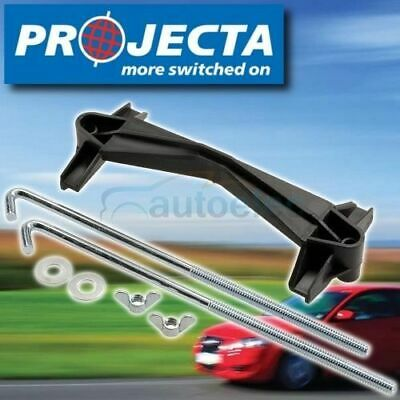 PROJECTA BHD14 UNIVERSAL BATTERY HOLD DOWN TRAY CLAMP 125mm to 135mm CLAMPS KIT