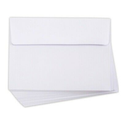 "Envelopes x 20 - A7 5"" x 7"" White Square Flap for Invitations"