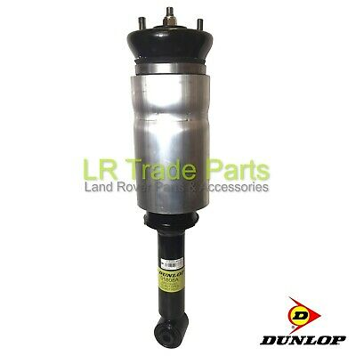 Land Rover Discovery 3 Front New Dunlop Air Suspension Spring Strut - Rnb501580
