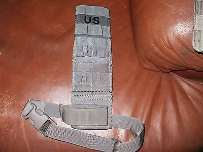 MOLLE II US MILITARY ARMY SURPLUS  HOLSTER DROP LEG EXTENDER NEW Foliage green