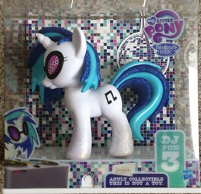 Special Edition SDCC 2013 Exclusive from Hasbro My Little Pony DJ Pon-3