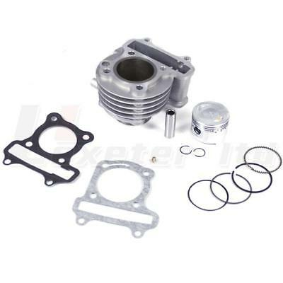 Sachs Bee 50 Top End Cylinder Kit 47mm 80cc