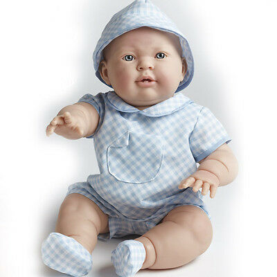 "Berenguer ** Lucas ** 18"" All Vinyl Real Boy Doll **"
