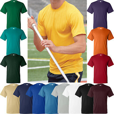 Mens T-Shirt Moisture Wicking Augusta Performance Tee Dri Fit Athletic Gym 790