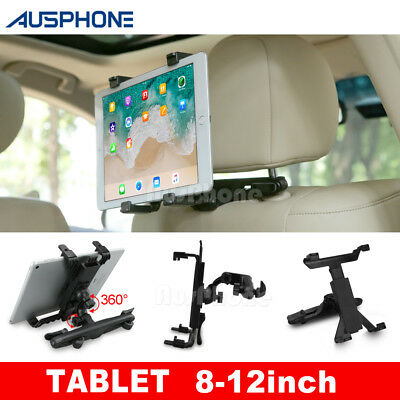 New iPad 2 3 4 5 6 Mini Air Pro Seat Headrest Tablet Car Mount Holder for Apple
