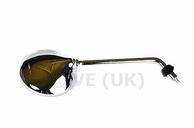 LAMBRETTA LN 125 RIGHT HAND MIRROR CHROME 8mm FITTING