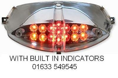 Peugeot Speedfight 2 50Cc & 100Cc Led Tail Lamp With Indicators Built In