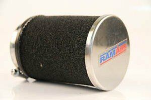 RAM AIR RACE FILTER 85mm LONG x 78mm WIDE - 55mm FITTIN