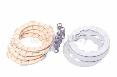 Lambretta Li 125 Series 3 Clutch Plate Kit
