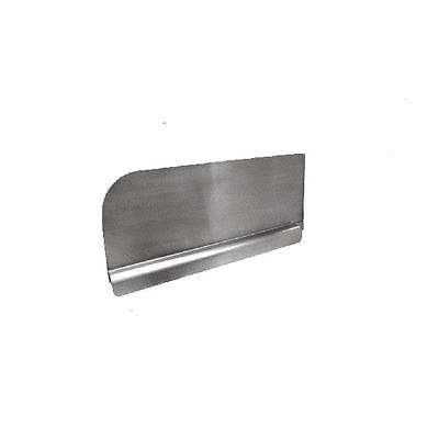 """24"""" Compartment Sink Splash Guard for Right Side  28""""x12"""" Insert Type SP-SH2410R"""