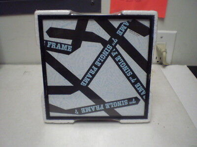 """Lot Of 4 Frames For 7""""/45 RPM Records!!  Sealed!!"""