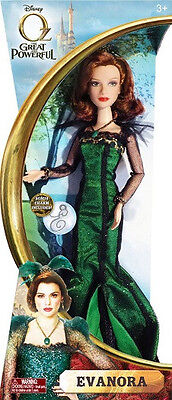 Disney Oz The Great and Powerful Fashion Doll - Evenora