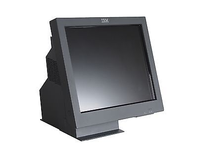 "IBM 4846-545 SUREPOS 17"" Touch Screen Terminal 2.53GHZ 512MB IR TOUCH 80GB HDD"