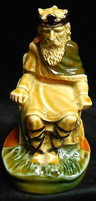RARE! Wade BRITISH MYTHS AND LEGENDS SERIES King Canute Figurine NICE!