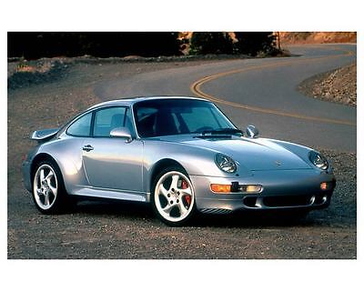 1997 Porsche 911 993 Turbo Automobile Photo Poster zu2745-2Q33FZ