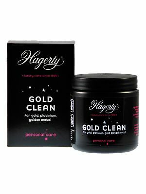 Hagerty Gold Clean Goldbad Tauchbad 150ml Neu (€8,17/100ml)