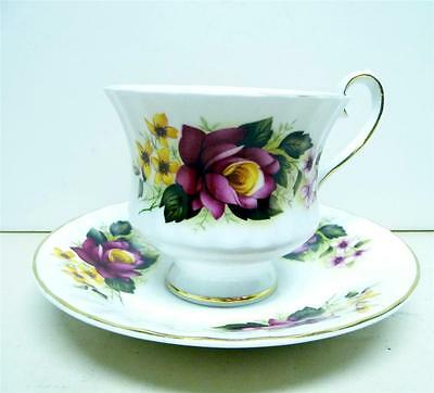 Royal Sutherland-Fine Bone China Set-Cup&saucer-Staffordshire England