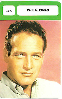 Fiche Cinema - Paul Newman