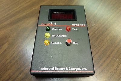 NEW INDUSTRIAL BATTERY & CHARGING INC. PlusOne INDUSTRIAL BATTERY CHARGER DZ/DT