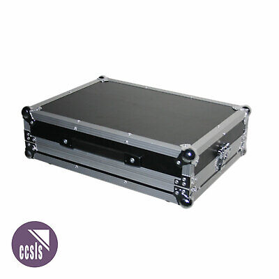 Lighting Controller Roadcase With Angle-Mounted 8Ru Rack Strip _ Lc001-8Lc