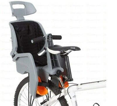 """Beto Deluxe - Bike Baby Seat With Alloy Bicycle Rack Suits  26"""""""