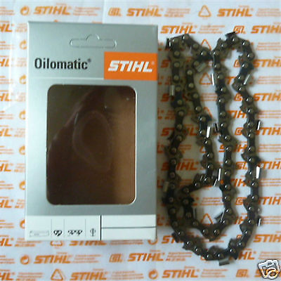 "Two 10"" B & D McCulloch Genuine Stihl Chainsaw Chain 3/8"" PM 38 Drive Links"