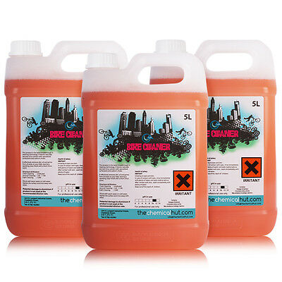 15L Professional Motorcycle, Motocross, Bike, Bicycle & Chain Cleaner Degreaser