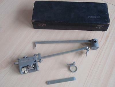 Antique Cased Drafting Planimeter Tool Set Reiss