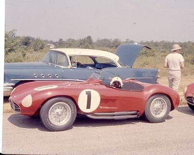 1955 Maserati 300S Race Car Photo u8307-RCIM83