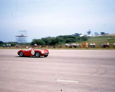 1955 ? Maserati 300S Race Car Photo Bill Lloyd Beverley u8361-STCRDU