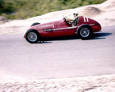 1954 ? Maserati 4CLT George Weaver Photo Thompson u8365-1MMION