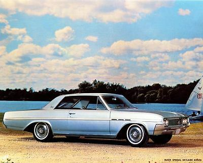1964 Buick Special Skylark Coupe Factory Photo Canada u8455-3H8IQP
