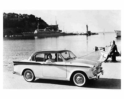 1958 Sunbeam Rapier Sports Hard Top Coupe Factory Photo u8502-S3N5Y7